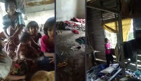 Video: Ibu Penagih, Anak Terbiar Dalam 'Sampah'