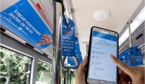 Jutaan Rangkaian Wifi Di Singapura Mudah Digodam