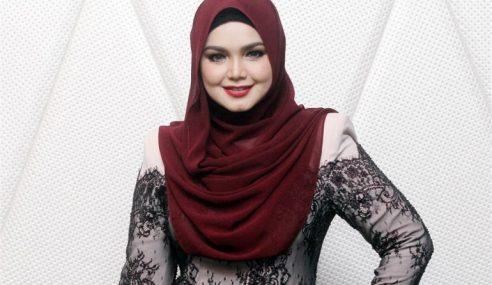 """Siti Nurhaliza Sedar Dirinya Dirindui"" – Rozi"