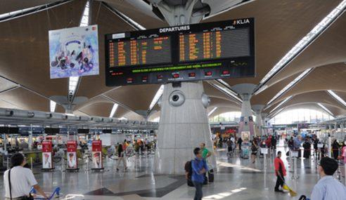 Pindaan RUU Suruhanjaya Penerbangan Dibentang