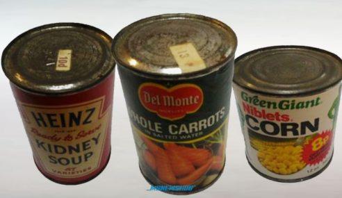 Bank Makanan Terima Derma Makanan Usia 46 Tahun