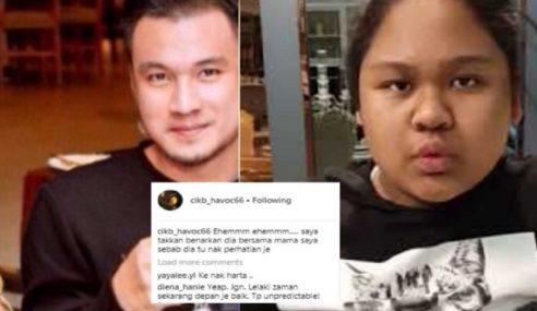 Cik B Beri 'Amaran' Pada 'Boyfriend' Baru DSV