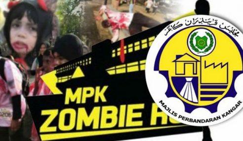 Zombie Run Dibenar Mufti Kerana Tiada Siapa Bantah?