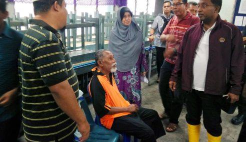Lebih 600 Penduduk Terjejas Banjir Di Perak