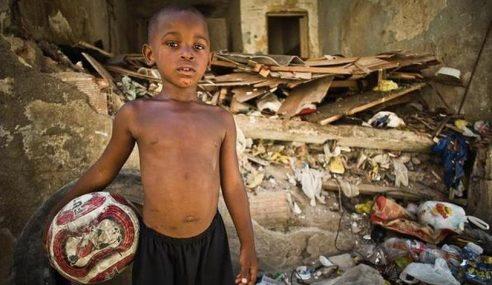 22% Rakyat Brazil Hidup Di Paras Kemiskinan
