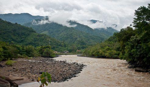 Banjir: Paras Air Sungai Di T'ganu Catat Kenaikan