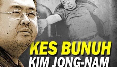 Identiti Sebenar 4 Suspek Kes Bunuh Kim Chol Didedah