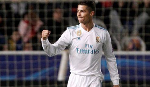 Cristiano Ronaldo Cipta Sejarah Jaringan Gol