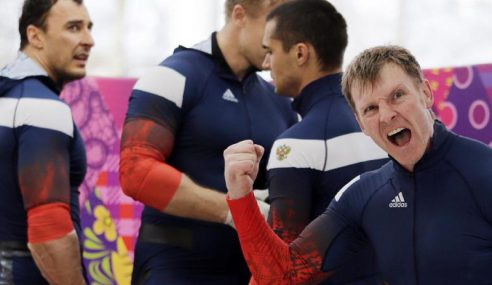 Dua Lagi Atlet Emas Russia Digantung Seumur Hidup