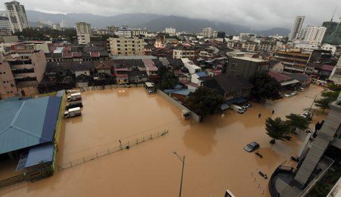 MP DAP 'Ditibai' Putar Belit Pasal Banjir