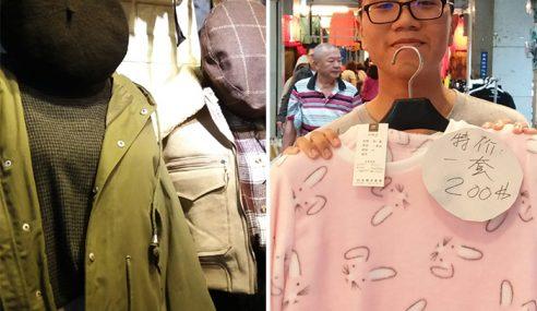 Taipei Syurga Untuk Kaki 'Shopping'