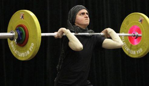 Iran Benarkan Wanita Sertai Angkat Berat