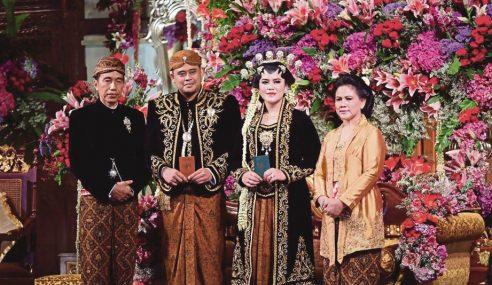 Rancang Serang Perkahwinan Anak Jokowi