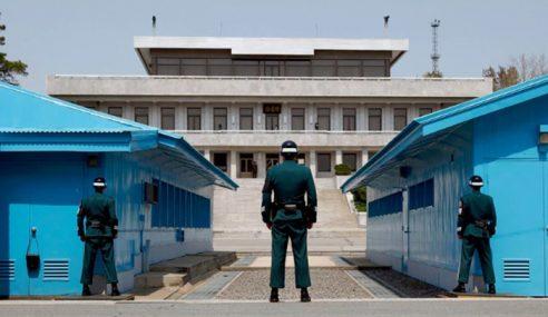 Isu Belot, Korea Utara Tukar Pengawal Sempadan