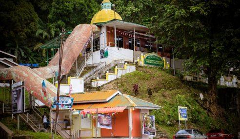 Aktiviti Belia Keutamaan Masjid Jamek Sandakan