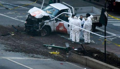 FBI, Polis Siasat Motif Di Sebalik Serangan Di NY