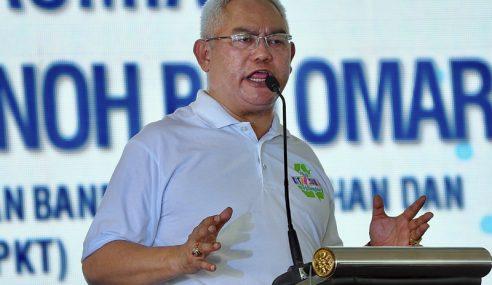 761 Projek Ditangguh Kelulusan Bekalan Air Di Selangor