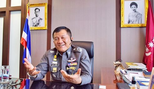 Polis Thai Tahan Wanita Biayai Sindiket Dadah