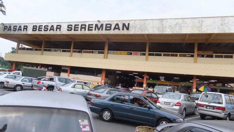 N.Sembilan Peruntuk RM6j Baik Pulih Pasar Seremban - MYNEWSHUB