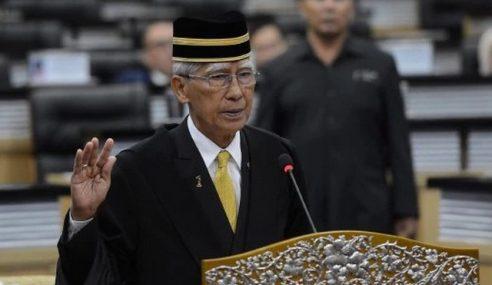 Abdul Halim Dilantik Sebagai Tim. Speaker Dewan Negara