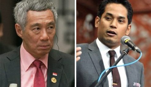 Isu Batu Puteh: KJ Kecam PM Singapura
