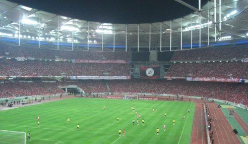 Bola Sepak Keutamaan Guna Stadium Bukit Jalil