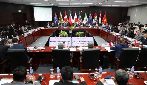 11 Negara Capai Persetujuan Perjanjian TPP
