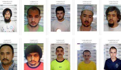 Bantu Kesan Tahanan Uighur Lari Ke Malaysia