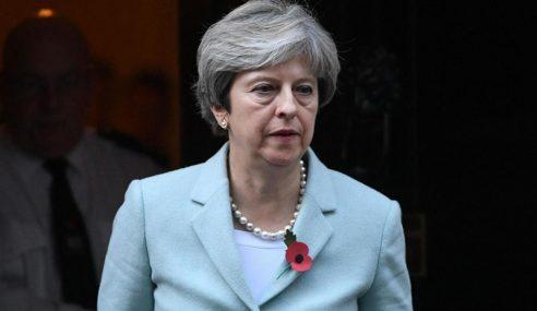 PM Britain 'Terkejut Dengan Serangan Bersifat Pengecut'