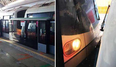 MRT Singapura: 6 Rakyat Malaysia Cedera