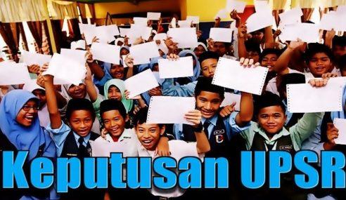 Keputusan UPSR Diumumkan Pada 23 November