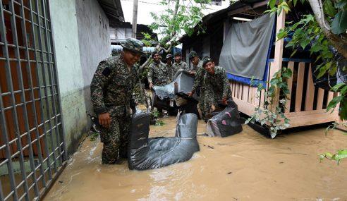 5 Maut Dalam Kejadian Banjir Terburuk Di P.Pinang