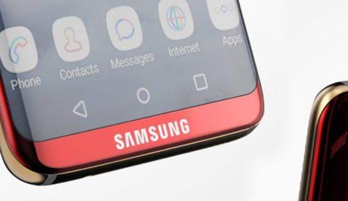 Samsung Bakal Lancar Galaxy S8 Red Minggu Depan