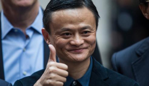 Pengasas Bersama Alibaba, Jack Ma Umum Bersara