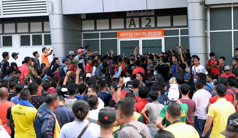 Ratusan Penyokong Kedah 'Marah' Tiket Habis Awal