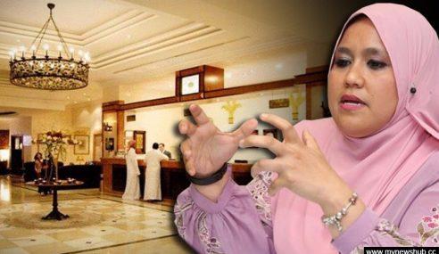 Hotel Larang Staf Berhijab Langgar Perlembagaan