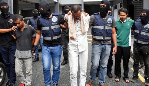 Pelajar Antara 3 Didakwa Terbabit Aktiviti Militan