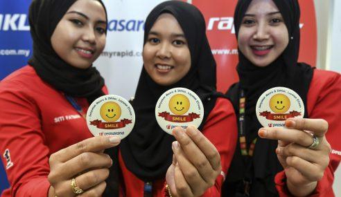 Prasarana Lancar SMILE Mantapkan Mutu Perkhidmatan