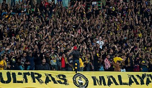 Padah Penonton Biadab, FAM Jadi Mangsa Didenda RM127k