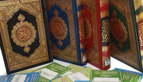 Terengganu Kesan Sindiket Tipu Wakaf Al-Quran