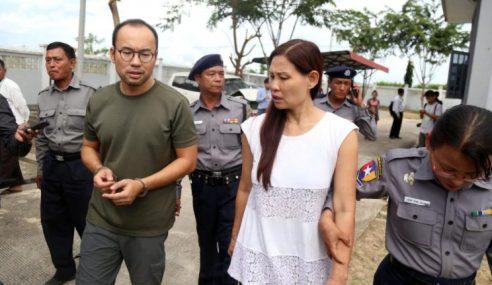 Kes Dron: Wisma Putra Sah Wartawan Malaysia Dipenjara