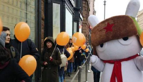 Xiomi Buka Kedai Di Moscow 24 Jam Pertama Dunia