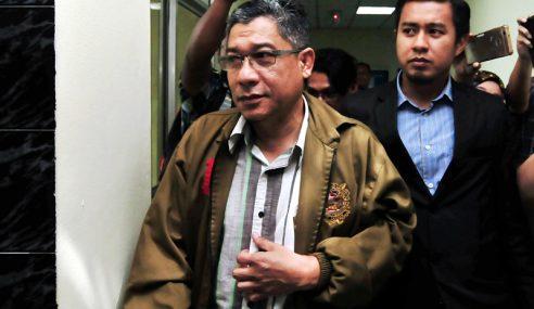 CEO Zakat P.Pinang Sekali Lagi Dihadapkan Ke Mahkamah