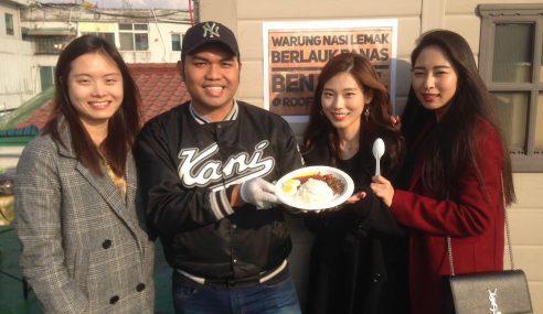 Nasi Lemak Kini Popular Di Korea Selatan