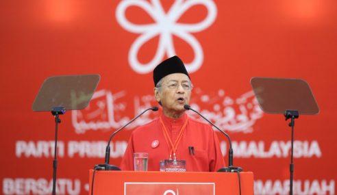 Selepas Hina Bugis, Mahathir Singgung Polis Pula?