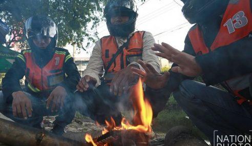 Thailand Dilanda Cuaca Sejuk Luar Biasa