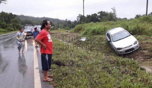 Guru Mangsa Pertama Banjir Di Sarawak