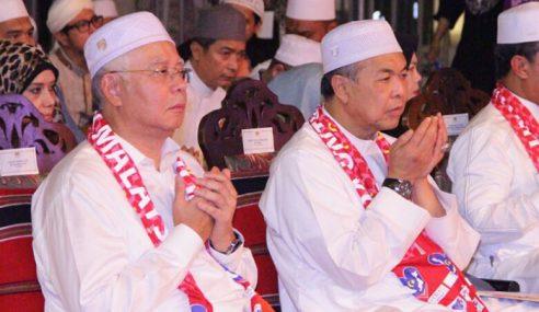 Najib, Zahid Ucap Takziah Kepada Keluarga Shohaimi