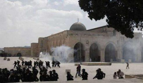 Awas! The Greater Israel Impikan Makkah & Madinah