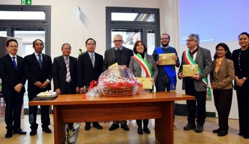 ASEAN Jalin Hubungan Kerjasama Dengan Lokaliti Itali